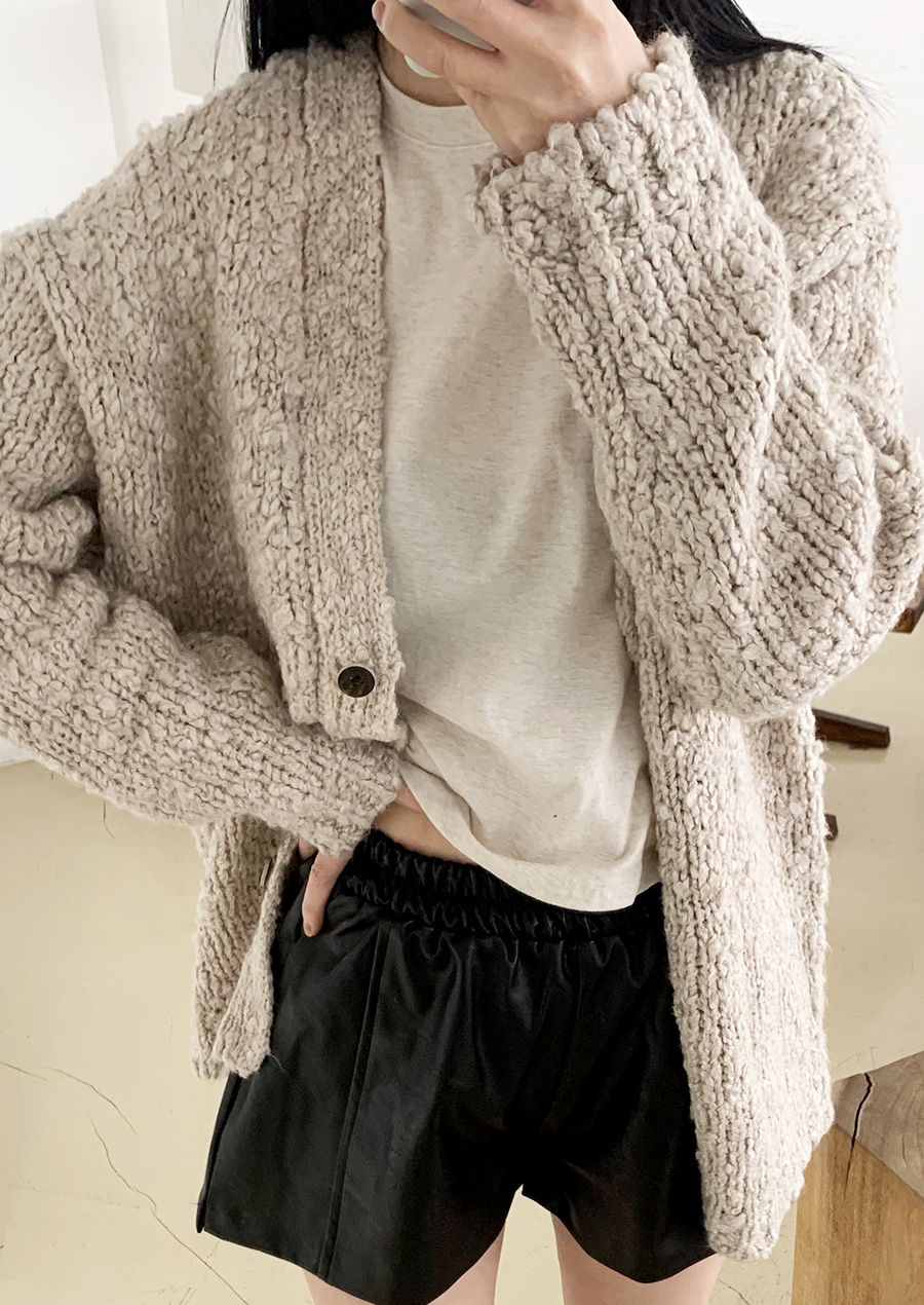 2 WAY LONG KNIT CARDIGAN (2c)